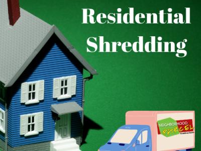 Residential Shredding Company