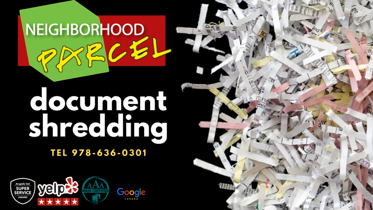 Shredding Service Rates In Boston MA